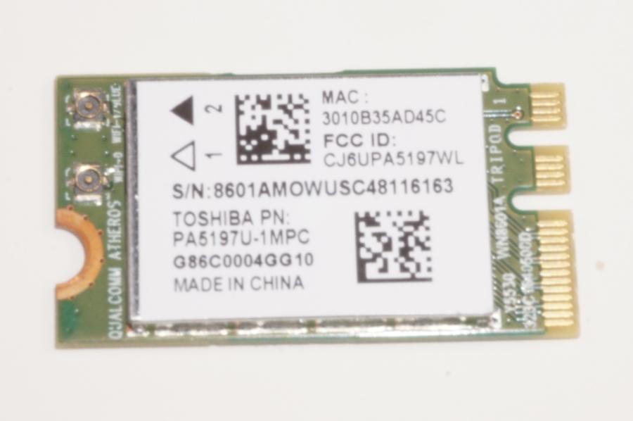 Toshiba Satellite L55t-B Genuine Wifi Wireless Network Adapter Card PA5197U-1MPC